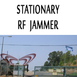 Stationary RF Jammer
