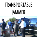Transportable Jammer